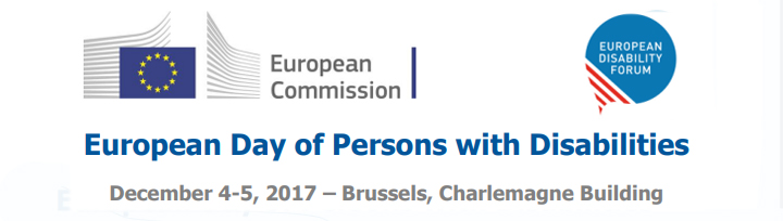 European Day of Persons with Disabilities 2017